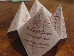 Cootie Catcher Fortune Teller Program